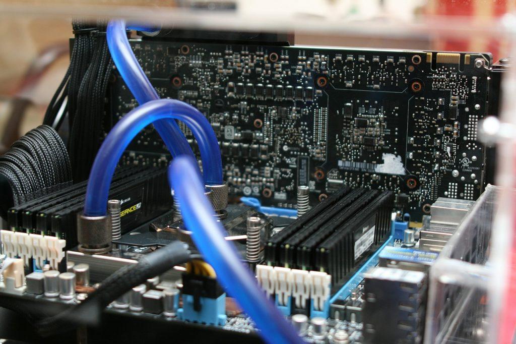 Computer, Motherboard