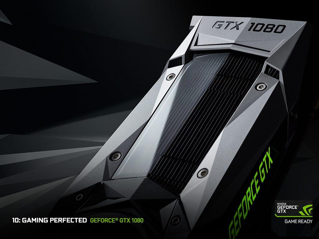 Gefprce GTX1080