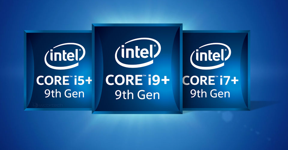 9th Gen Core i Series