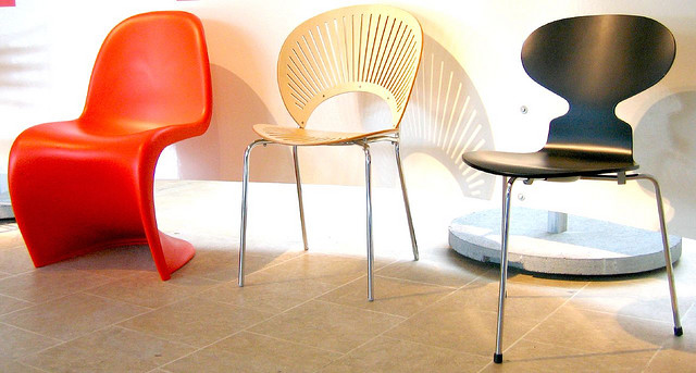北欧家具デザイン