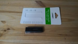 UGREEN USB 3.0 Card Reader1